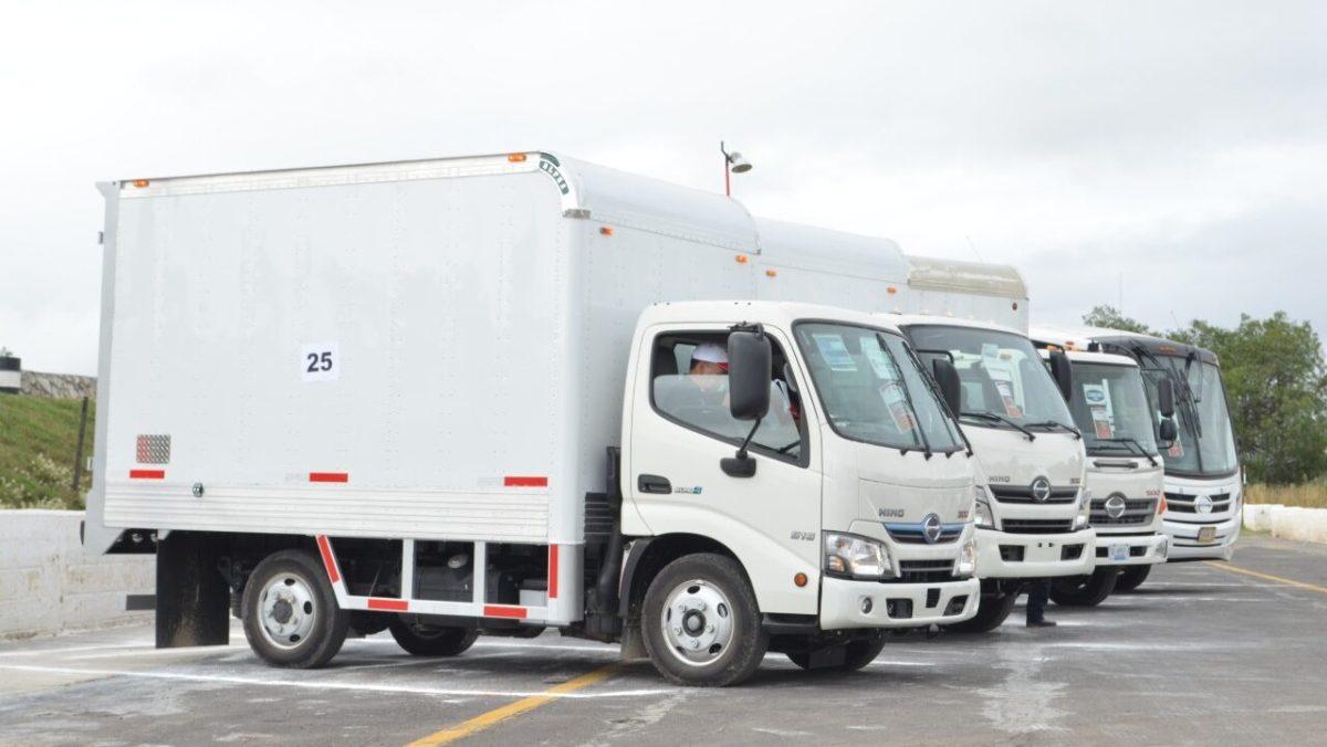 Venta de vehículos pesados al menudeo se contrae en junio