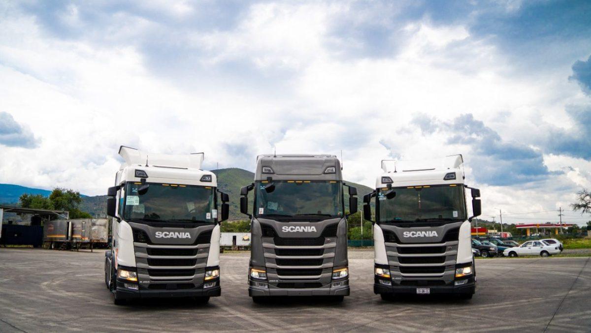 Vensco Transportes se moderniza con unidades Scania