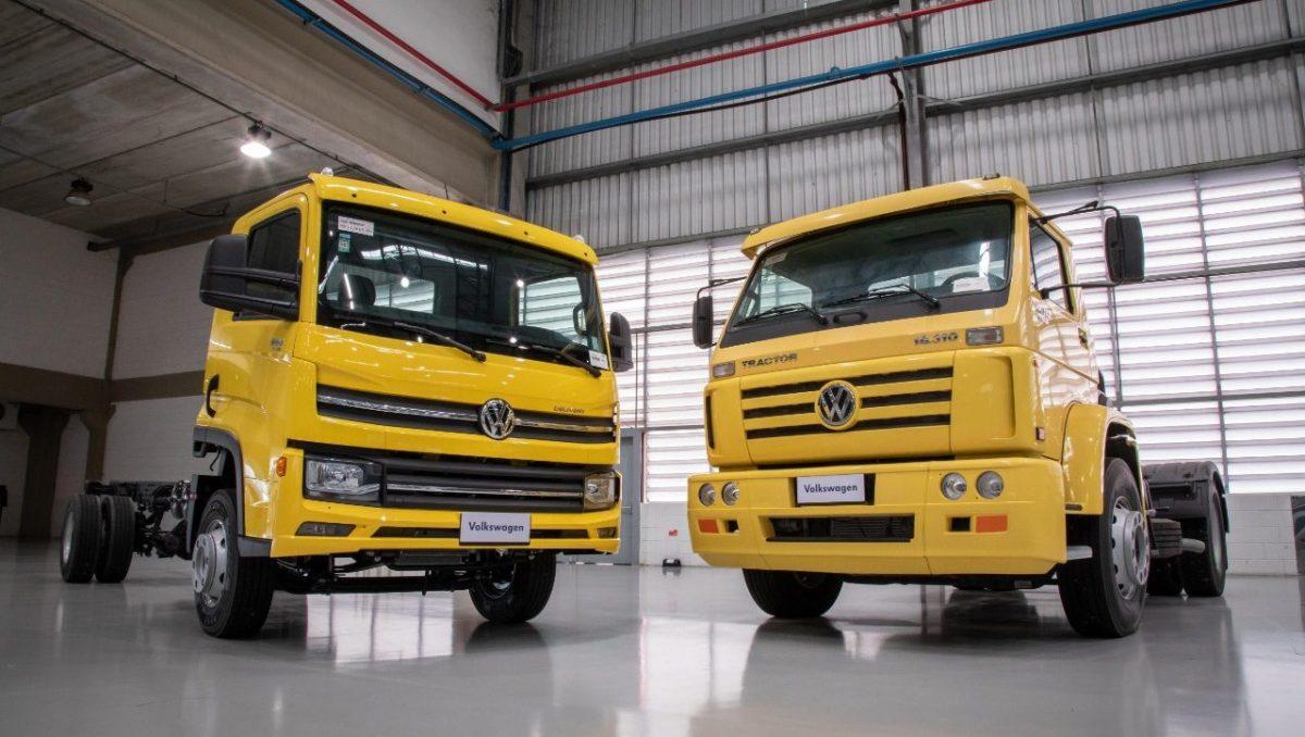 Volkswagen Camiones y Autobuses celebra 25 años en Río de Janeiro