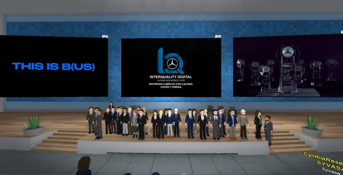 Mercedes-Benz Autobuses reconoce a 10 proveedores a través de Masters of Quality 2020