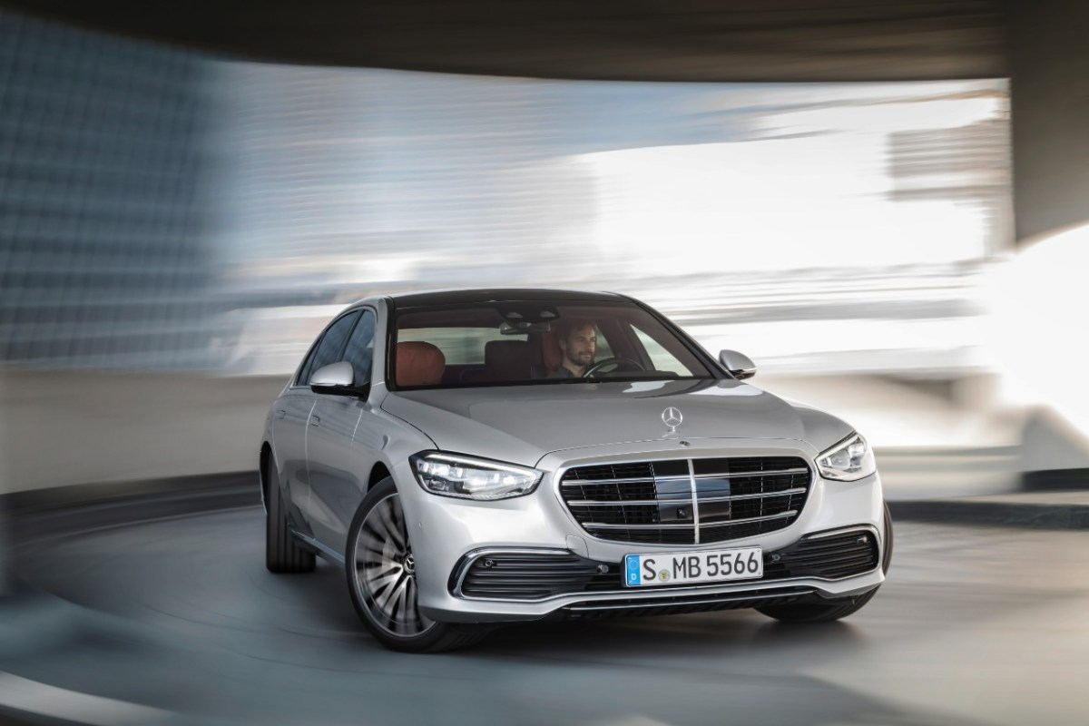 Clase S 2021: Mercedes-Benz revoluciona la movilidad individual