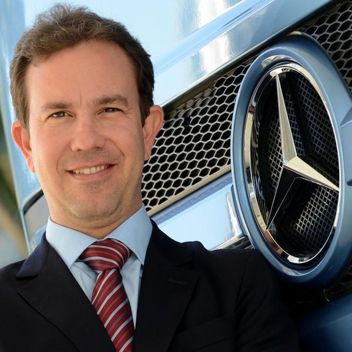 Daimler Trucks Norteamérica nombra nuevo director de Planta Santiago