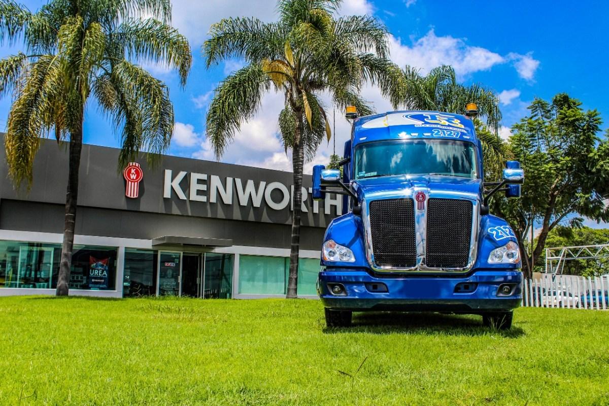 Transportes Ro-K Internacional adquiere tractocamión KW T680