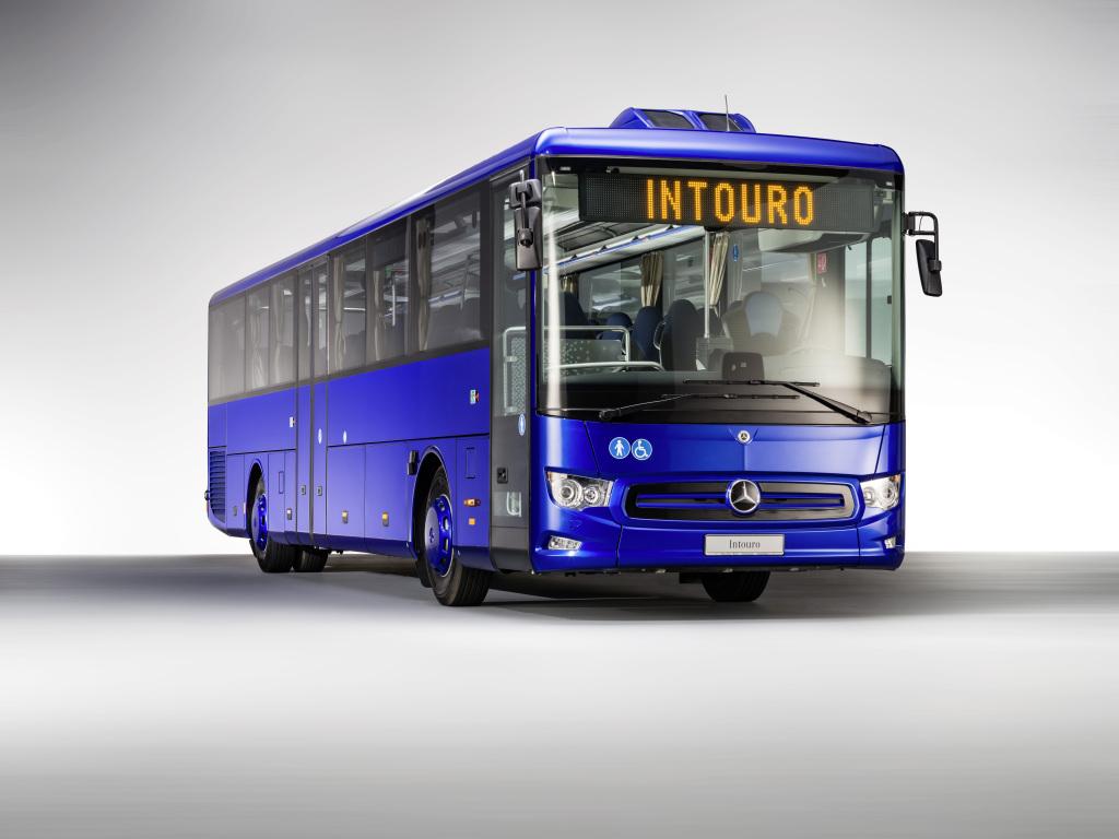 La seguridad, el pasajero primordial para Daimler Buses