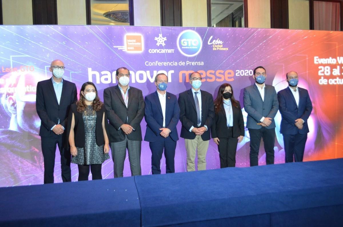 Comienza la cuenta regresiva para Hannover Messe México 2020
