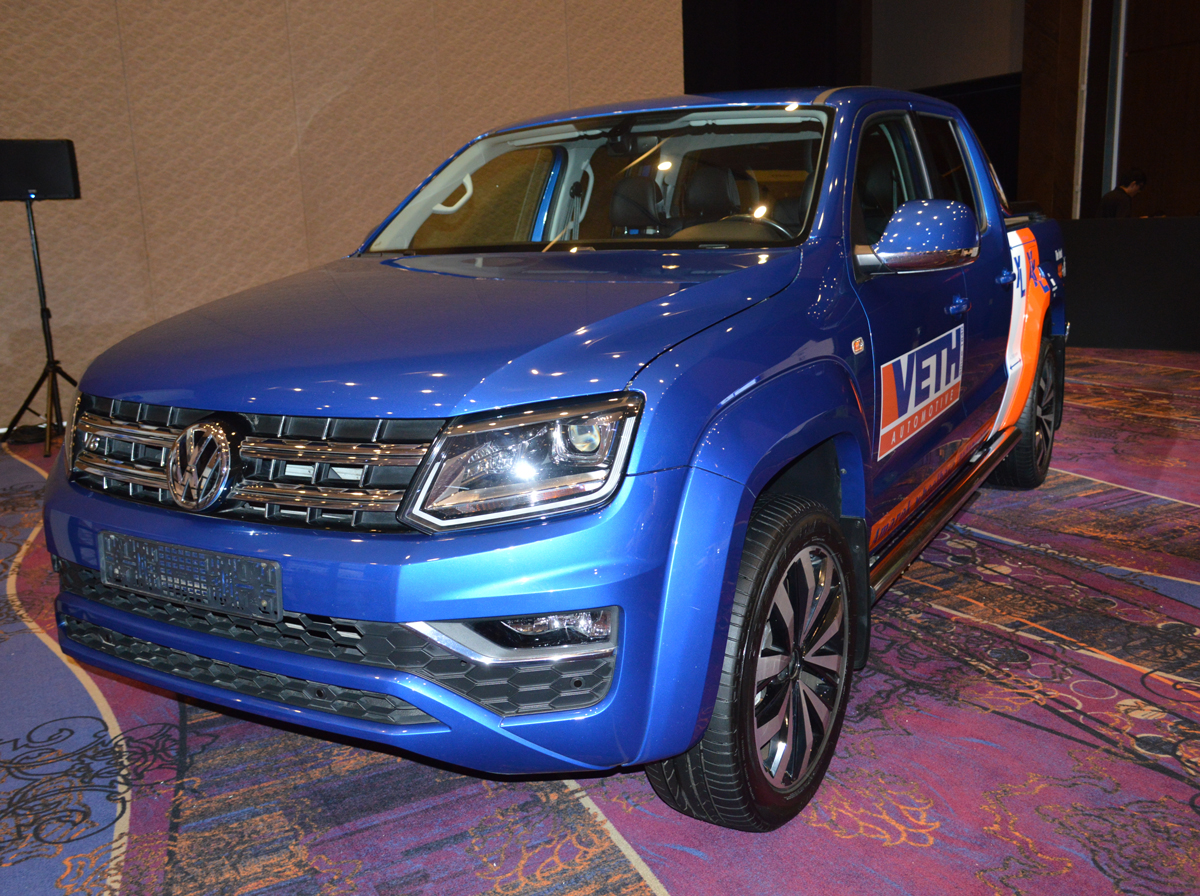 VW Vehículos Comerciales realiza el primer Summit LATAM Conversion