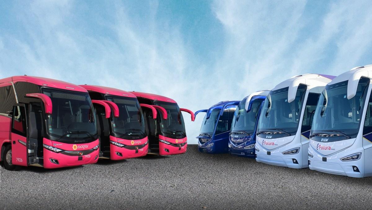 Grupo Estrella Blanca incorpora 33 buses Scania a su flota