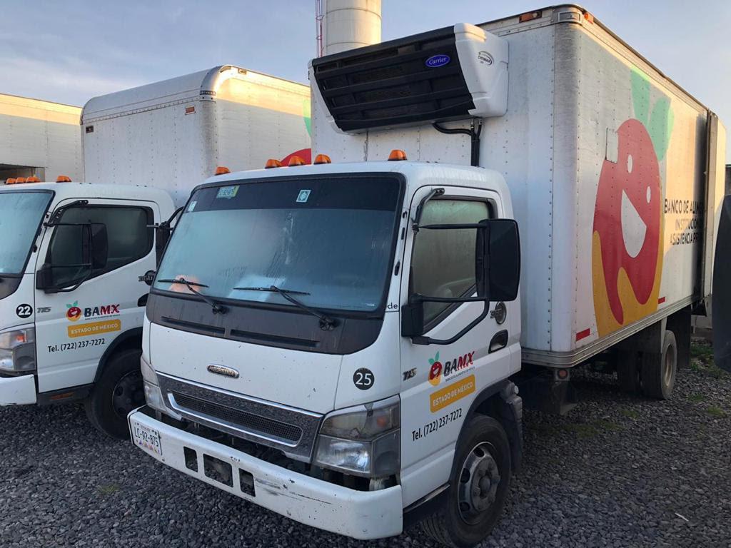 Fortalece Carrier Transicold labor de la Red de Bancos de Alimentos de México