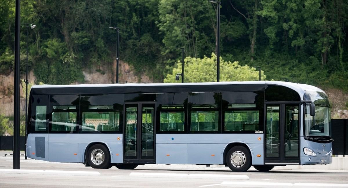Irizar ie bus, galardonado como el Autobús del Año 2021 en España