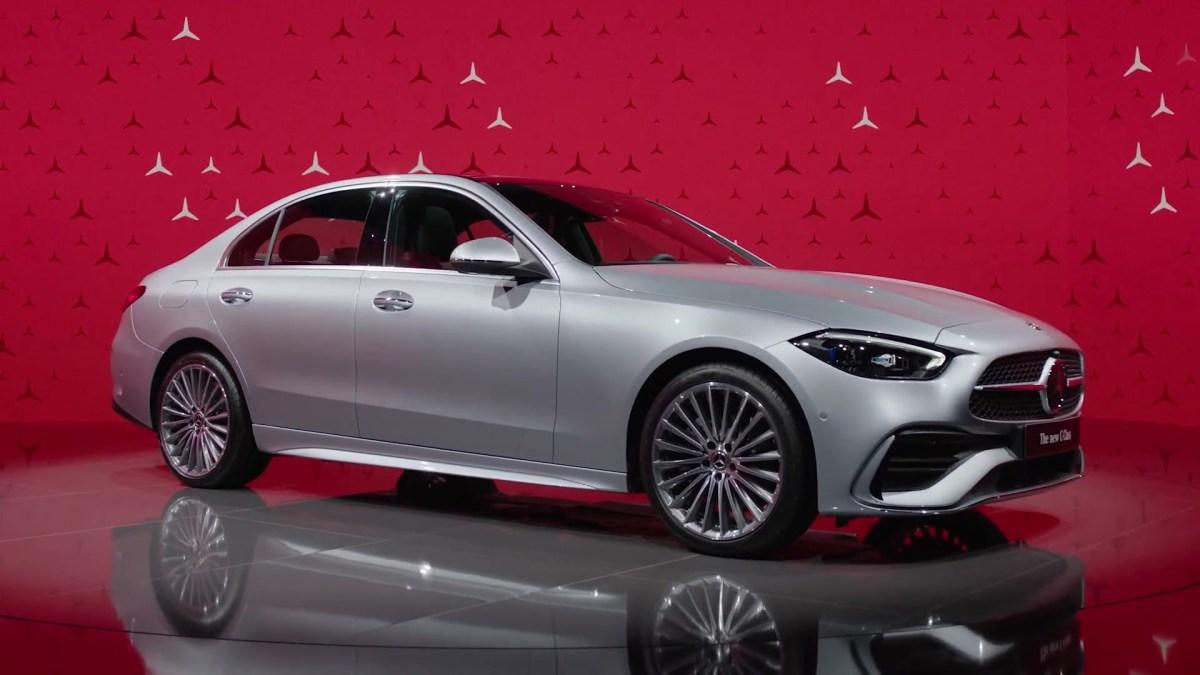 Sale nuevo Mercedes-Benz Clase C de su zona de confort