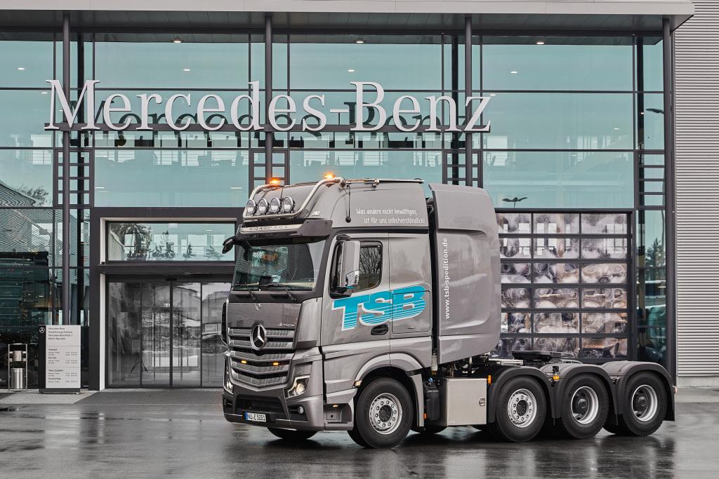 Daimler Truck será una compañía independiente de Daimler AG