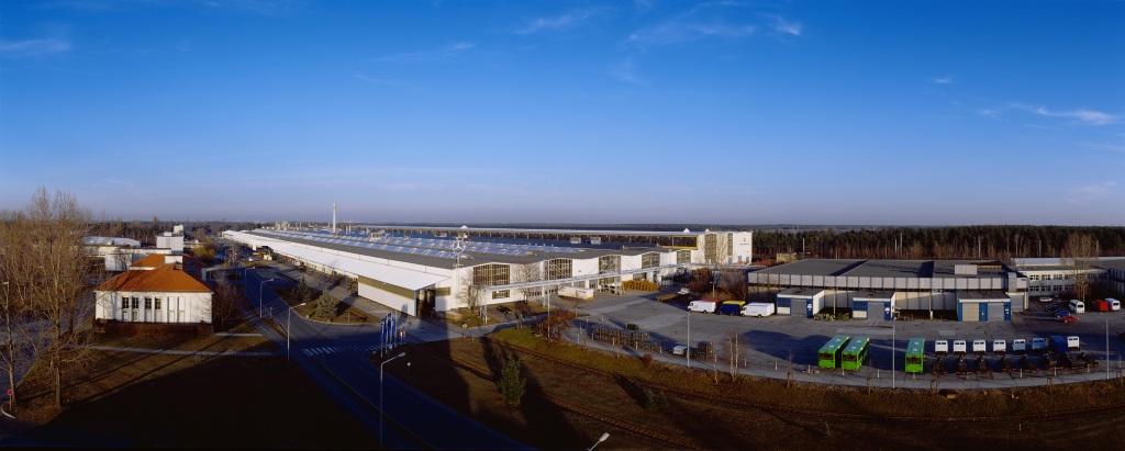 Planta de Mercedes-Benz Vanes en Ludwigsfelde festeja 30 años de operaciones
