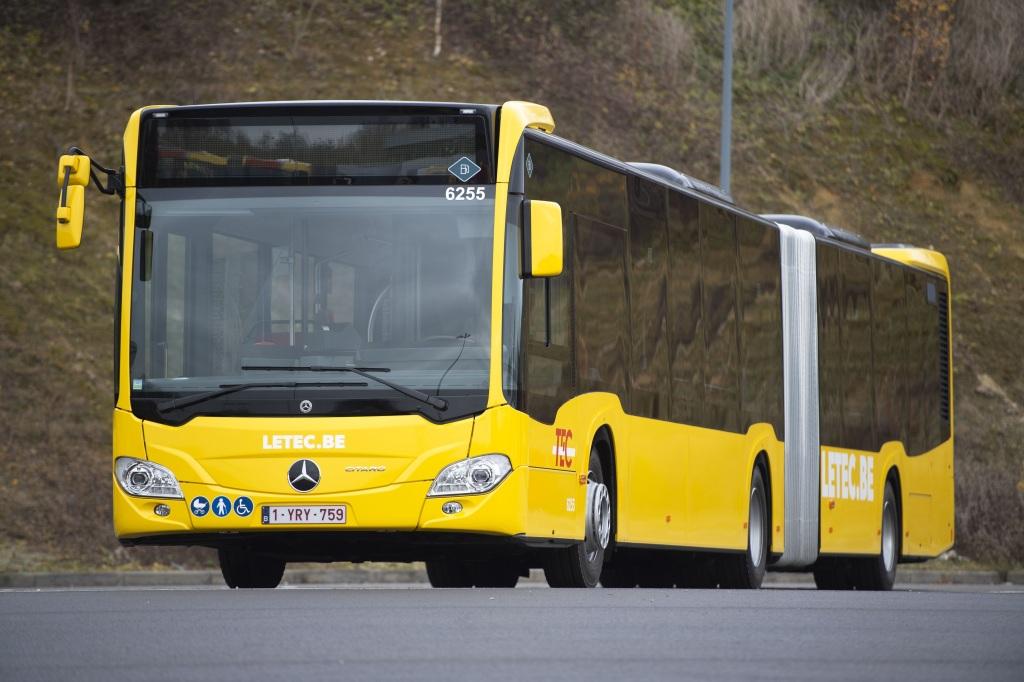 Entregará Mercedes-Benz 129 autobuses Citaro G en Bélgica