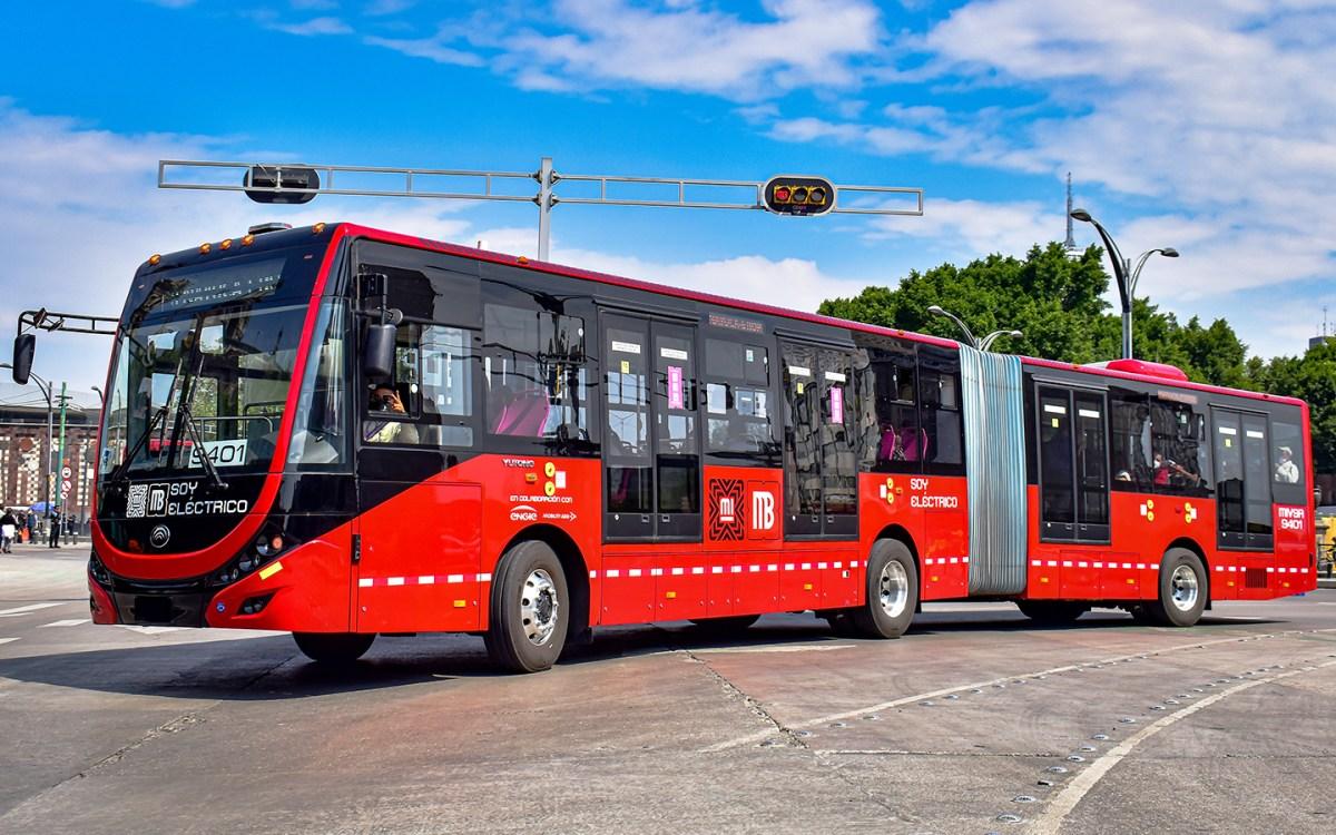 Prepara Gobierno de la CDMX línea de Metrobús en Circuito Interior