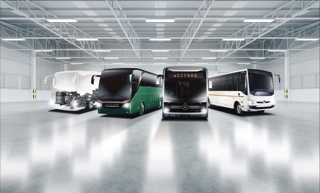 Con todo y pandemia, registra Daimler Buses un 2020 positivo
