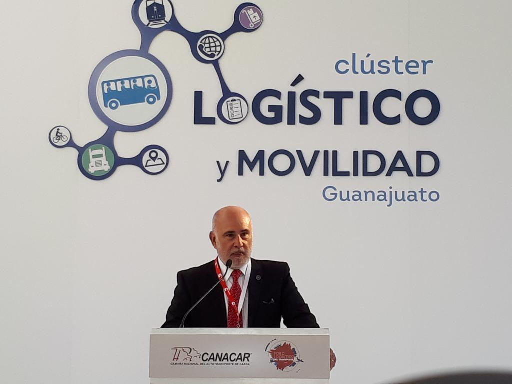 José Ramón Medrano Ibarra, candidato a la Presidencia Nacional de CANACAR