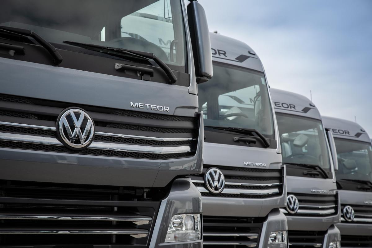 Camión Meteor de Volkswagen supera las mil unidades vendidas