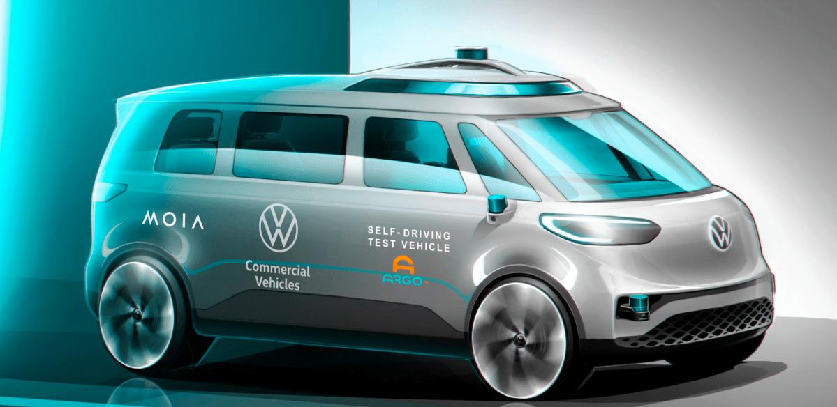 VW Vehículos Comerciales y Argo AI inician pruebas de conducción autónoma