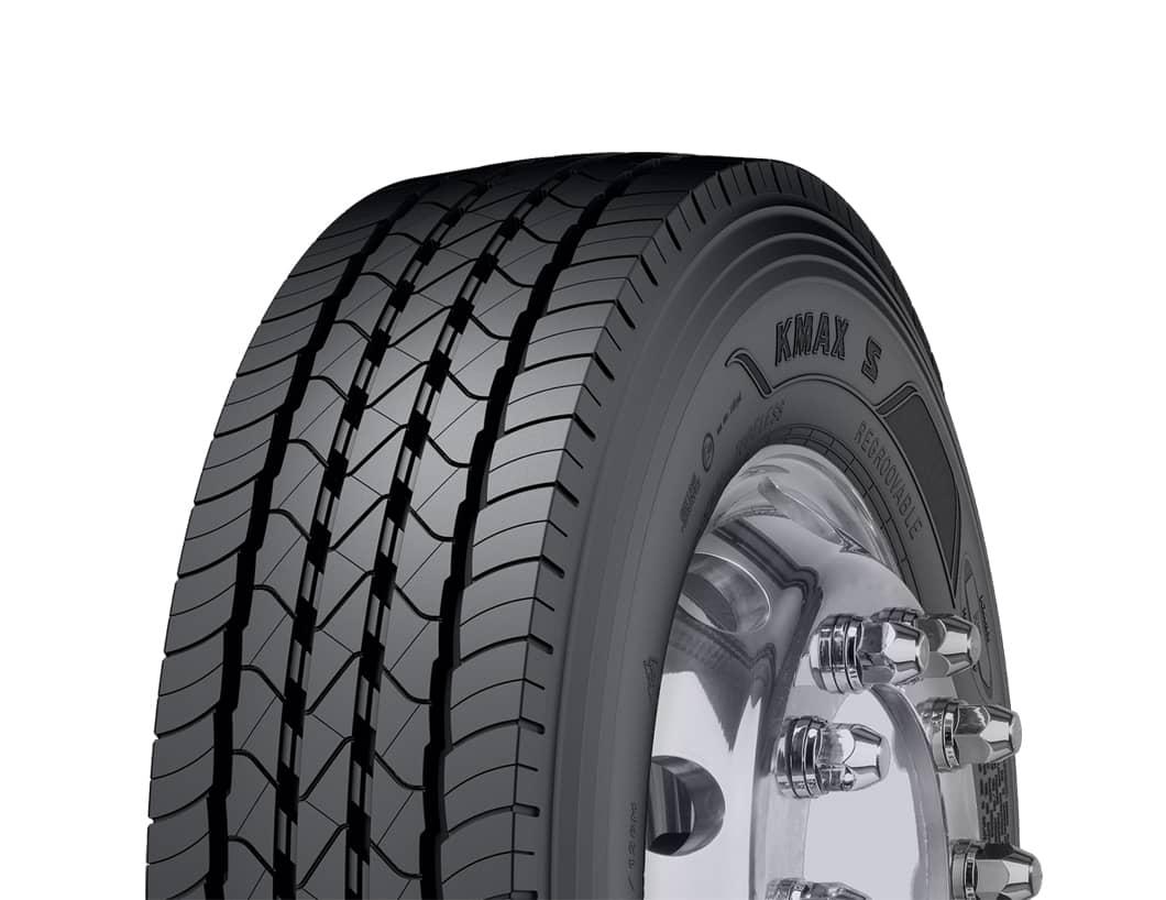 Lanza Goodyear nueva línea de neumáticos para camiones y autobuses