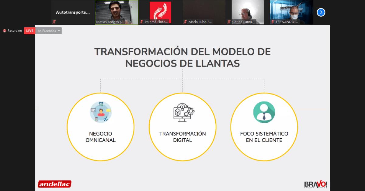 Digitalización, fundamental para el crecimiento de los centros de servicios llanteros
