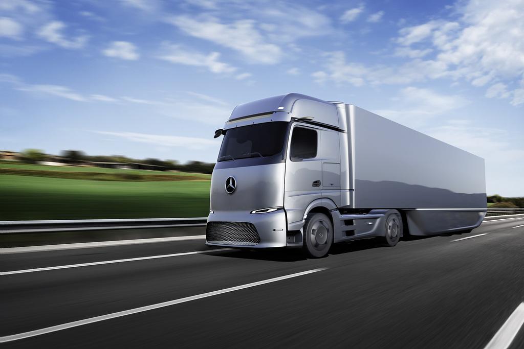 Planta de Mercedes-Benz en Wörth producirá camiones eléctricos y de hidrógeno