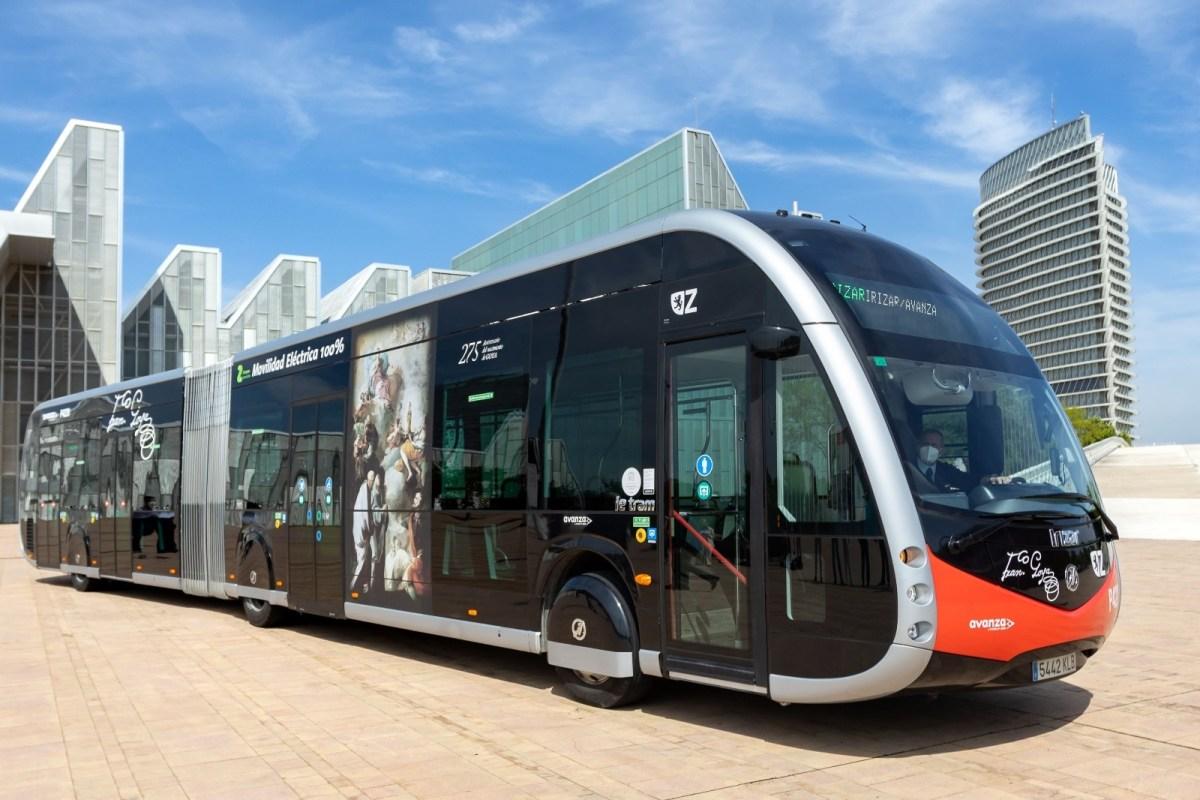 Participa Mobility ADO en electrificación del transporte público en Zaragoza