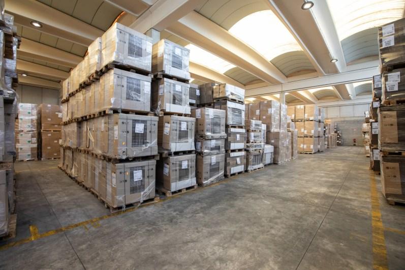 Servizio di logistica a Brescia