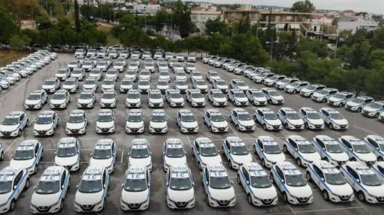 278 Nissan Qashqai στην υπηρεσία του νόμου