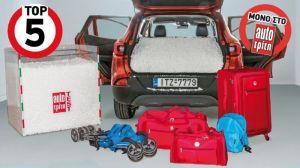 Τα 5 B-SUV με τον πολύ μεγαλύτερο χώρο αποσκευών