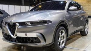 Το Alfa Romeo Tonale κάνει ντεμπούτο τον Σεπτέμβριο