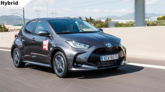 Πρώτη δοκιμή: Νέο Toyota Yaris