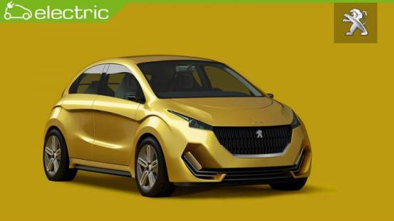 Το νέο ηλεκτρικό μίνι Peugeot, Citroen, Opel, Fiat DS