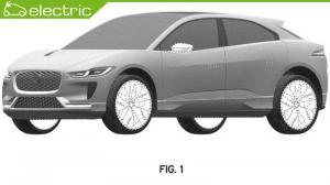 Σχέδια αποκαλύπτουν τα ανανεωμένα σχέδια Jaguar I-Pace Reveal t