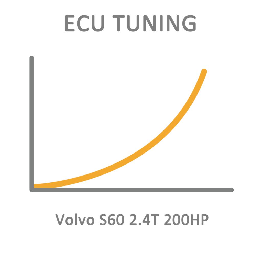 Volvo S60 2 4t 200hp Ecu Tuning Remapping Programming
