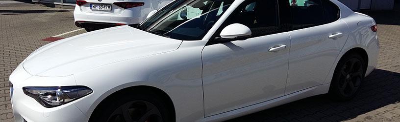 Dwa oblicza Alfa Romeo Giulia
