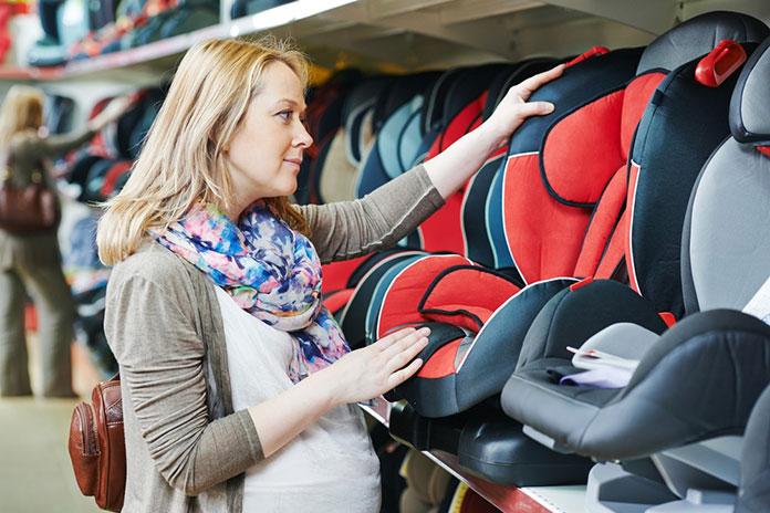 Fotelik samochodowy dla dziecka – sprawdź jak wybrać