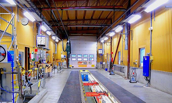 Uniwersalna stacja kontroli pojazdów Chorzów