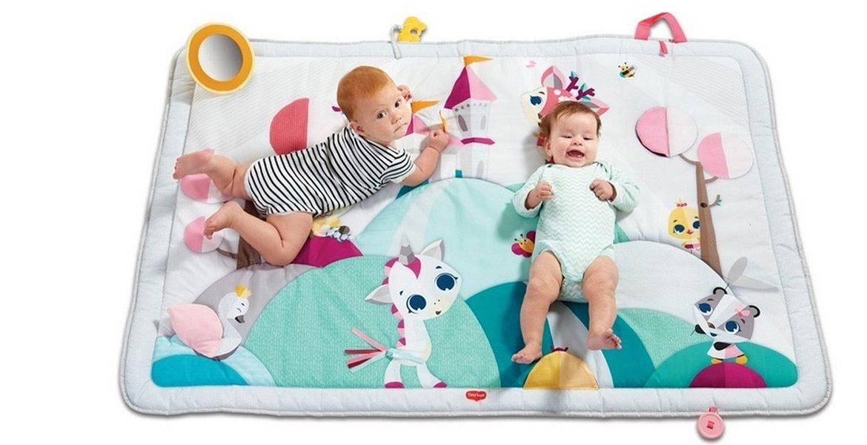 tapis d eveil pour bebe quelle