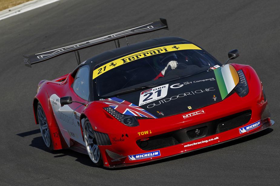 Ferrari 458 Specs Italia