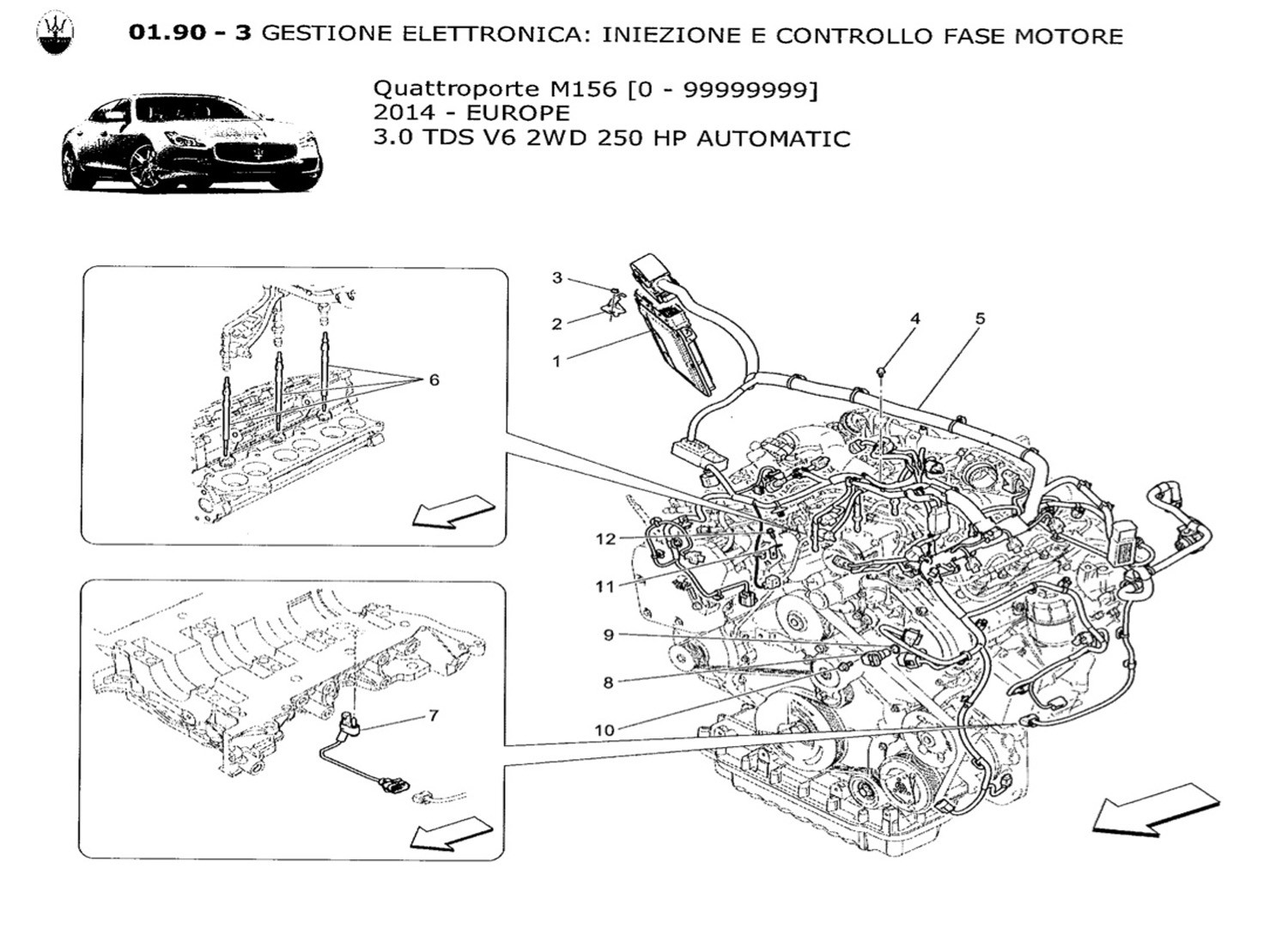 Electronic Control Injection And Engine Timing Control