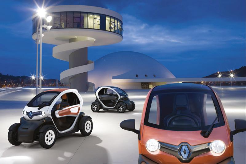renault twizy electric car autovolt magazine. Black Bedroom Furniture Sets. Home Design Ideas