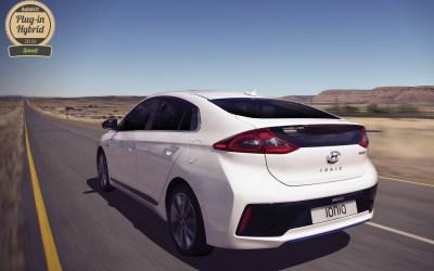 2016 AutoVolt Awards Winner: Hyundai Ioniq Hybrid