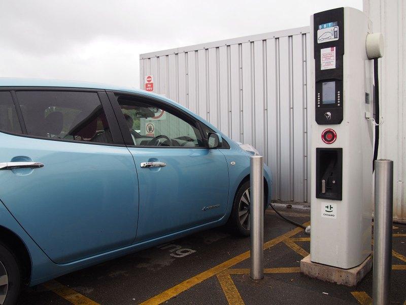 Nissan Leaf 30kWh in Wales 2016 - Nissan dealer, Gloucester