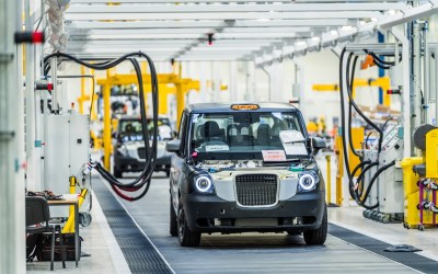 Ansty plant to be UK's first dedicated electric vehicle manufacturing facility