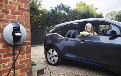 Charge your car at fellow plug-in owner's homes. Welcome to Chargie