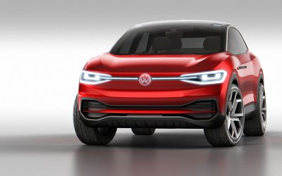Volkswagen unveils I.D. CROZZ electric SUV concept