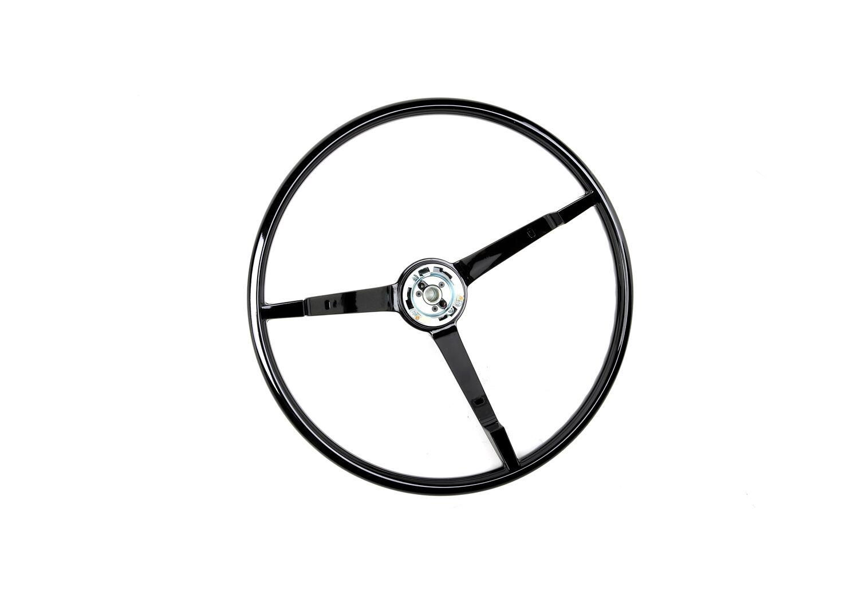 66 Steering Wheel Only Standard Black