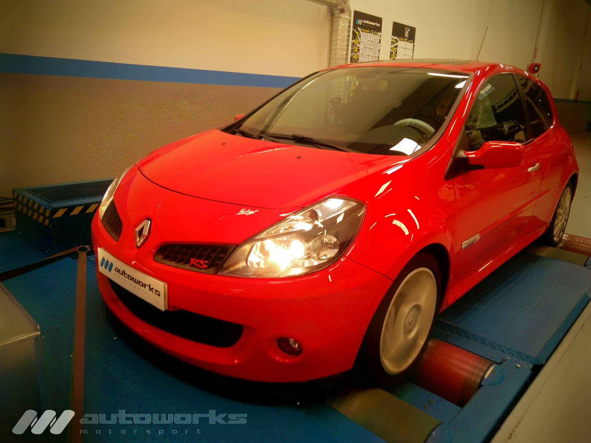 Renault Clio RS 197
