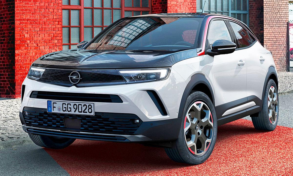 Launch of the eqc signals the bran. Opel Mokka | autozeitung.de