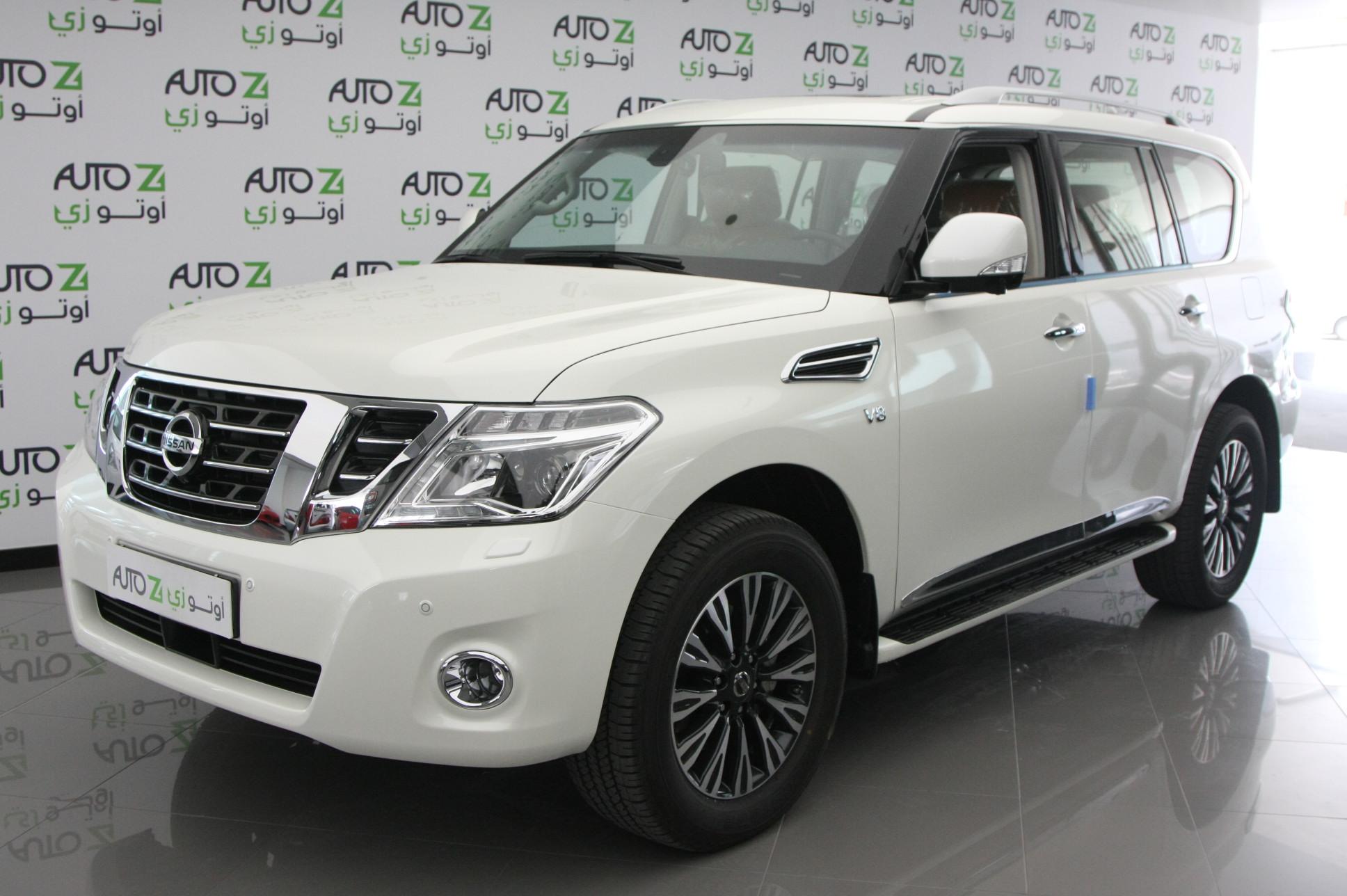 Nissan Patrol Platinum LE
